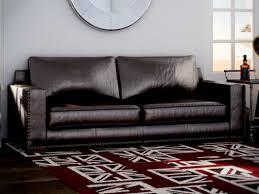 Home Hardware Design Ewing Nj by Trent Austin Design Lemon Grove Leather Sofa U0026 Reviews Wayfair