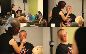 Special Effect Makeup Schools Scare La 2014 Makeup Class Taught By Steph Koza Of Placebo Fx