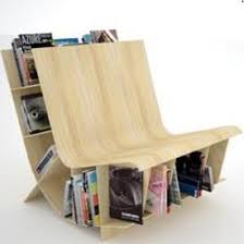 Bookcase To Bench Bench With Integrated Bookcases Boing Boing