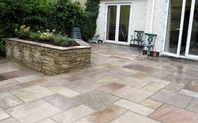 Natural Stone Patio Ideas 17 Best Ideas About Paver Patio Designs On Pinterest Patio With