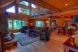 Ski Lodge Interior Design Ski Lodge 4400 Sf Sleep 8 10 Log Lodge Bur Vrbo