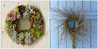 spring ideas trend decoration holiday wreath ideas christmas for fresh and