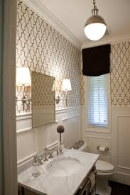 20 best wallpaper bathroom images on pinterest room bathroom