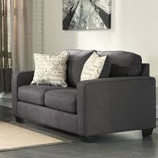 Ashley Furniture Microfiber Loveseat Signature Design By Ashley Furniture Alenya Microfiber Loveseat In