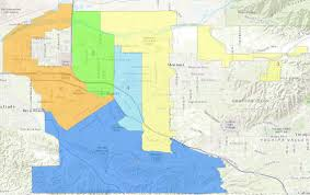 Election Interactive Map by Election District Maps City Of Redlands