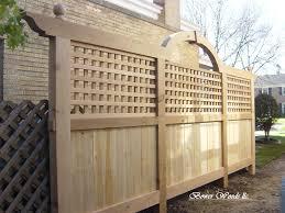 bower woods llc custom garden structures trellis