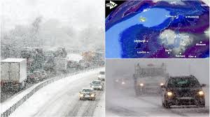 Snow Scotland Scotland Braced For Worst Snow In Years From Siberia