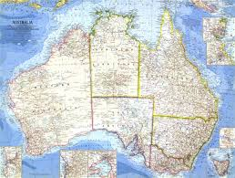 Physical Map Of Australia Interactives United States History Map From Sea To Shining Sea