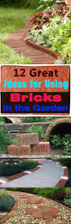plastic garden edging ideas brick best 25 decorative bricks ideas on pinterest brick yard diy