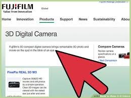 3 ways to make 3 d videos wikihow