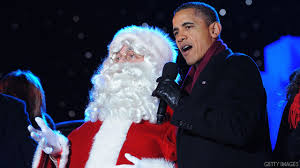 obama delivers very christian message at christmas tree lighting