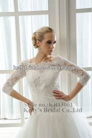 simple long sleeve lace ball gown wedding dress buy long sleeve