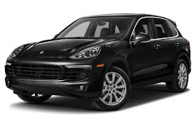 porsche suv blacked out 2017 porsche cayenne safety features