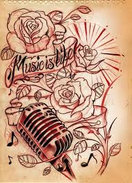 28 best life tattoo sketches for men images on pinterest tattoo