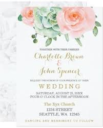 succulent wedding invitations slash prices on watercolor succulent roses wedding invites