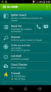 dr web antivirus android for mobile security full review