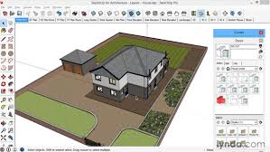 vray sketchup tutorial lynda sketchup for architecture online sketchup video course