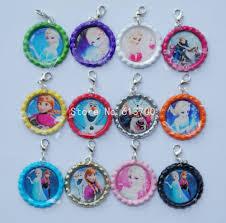 bottle cap necklaces wholesale compare prices on elsa bottle cap online shopping buy low price