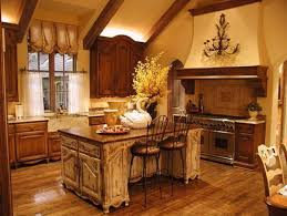 Creative of French Country Kitchen Decorations and Country Kitchen