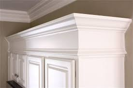 kitchen crown moulding ideas crown molding ideas for kitchen cabinets amys office