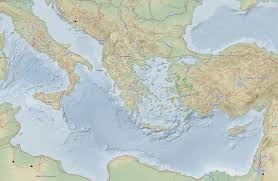 Asia Minor Map Tip Follow On A Map As You Read Your Bible Logos Bible Software