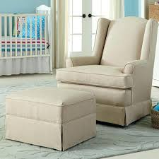 Recliners With Ottoman by Nursery Glider Rocker Recliner With Ottoman Label Chic Nursery
