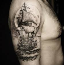sailing ship arm best design ideas
