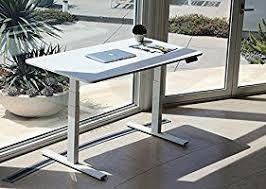 bureau r lable en hauteur ectrique 89 best home stylish office images on office chic