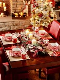 christmas table setting images 1235 best christmas table decorations images on pinterest