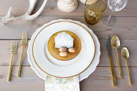 showy med table setting ideas poundland hairy rustic table