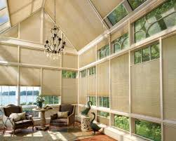 skylight window shades are energy efficient with maximum light control
