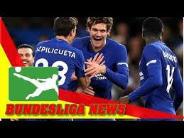 marcos alonso the difference as chelsea brush aside southampton
