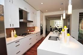 mid century modern kitchen design ideas mid century modern galley kitchen all home design ideas