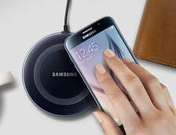 charge your phone samsung wireless charging pad gadget flow