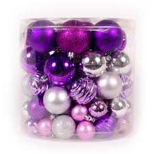 werchristmas 80 piece deluxe variety christmas tree baubles
