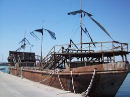 panoramio photo of old ship at port pomorie