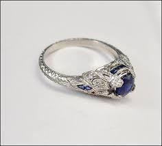 26 most amazing art deco antique rings eternity jewelry