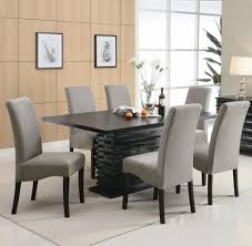 kitchen table round 6 chairs top 59 wonderful white and grey dining set wood table round 6 chair