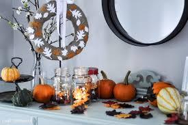 Fall Decor Diy - diy fall decor mason jar lanterns crafts unleashed