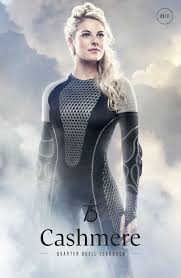 cashmere the hunger games wiki fandom powered by wikia