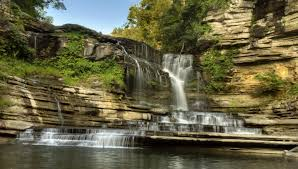 Map Of Tennessee State Parks by The Best Waterfalls On Tennessee U0027s Cumberland Plateau Tennessee