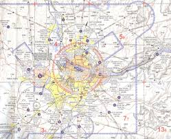 Portland Airport Terminal Map by Jeppesen Vfr Gps Charts