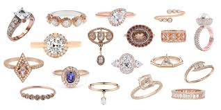 beautiful rose rings images Beautiful rose gold engagement rings 18 reasons to consider a jpg