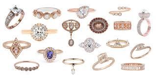 beautiful rose rings images Beautiful rose gold engagement rings 18 reasons to consider a jpg