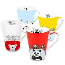 waechtersbach shop globetrotter zoo animal mugs panda hippo
