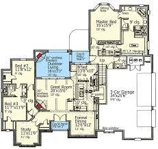 old world floor plans old world allure 48348fm architectural designs house plans