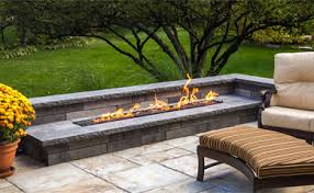Unilock Fire Pit by Before You Choose Natural Stone For Your Outdoor Fireplace
