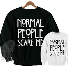 scare me american horror story t shirt sweatshirt sweater