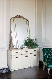 K He Landhausstil Antiker Spiegel Antique Mirror Shabby Chic Shabby Chic