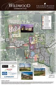 Willowbrook Mall Map Wildwood Friendswood Development